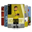OFFICIAL STAR TREK ICONIC CHARACTERS TOS SOFT GEL CASE FOR APPLE SAMSUNG TABLETS