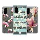 HEAD CASE DESIGNS MAGNOLIA BLOSSOMS SOFT GEL CASE FOR SAMSUNG PHONES 1