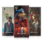 OFFICIAL LONELY DOG PORTRAITS SOFT GEL CASE FOR SONY PHONES 1