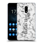 CUSTOM CUSTOMIZED PERSONALIZED MARBLE PRINTS SOFT GEL CASE FOR NOKIA PHONES 1
