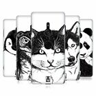 HEAD CASE DESIGNS HAND DRAWN ANIMALS HARD BACK CASE FOR SONY PHONES 1