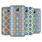 pink rio phone - HEAD CASE DESIGNS SPANISH TILE PATTERNS SOFT GEL CASE FOR HUAWEI PHONES 2