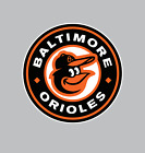 Внешний вид -  Baltimore Orioles MLB Baseball Color Logo Sports Decal Sticker-FREE SHIPPING