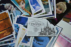 CHOOSE YOUR Panini Disney Frozen Enchanted Moments Loose Album stickers singles