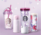 Starbucks Korea 2018 Spring Flower 19 type pick one + Tracking Number