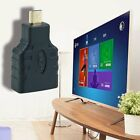 HDMI Male to VGA With Audio HD Video Cable Converter Adapter 1080P for PC WK