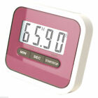 MAGNETIC DIGITAL LCD KITCHEN TIMER COUNT...