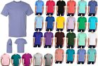 MEN'S 100% PRESHRUNK COTTON T-SHIRT, SHORT SLEEVE, CREWNECK, HEAVYWEIGHT, S-5XL