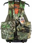 Mossy Oak Obsession NWTF Strap Turkey Vest, Thick Seat, One Size, Hunting NWT