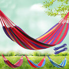 Outdoor Single Hammock Air Chair Hanging Swinging Teenagers Garden Camping Bed