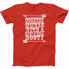 Country Music T Shirt Cutie Southern Girl Lover Country Chick Graphic Tee S-3XL