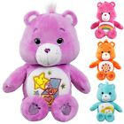 Care Bears Bean Bag Soft Toy Plush Teddy Cuddle Cute Heart Play Fun 20cm