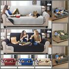 Sofa Furniture Protector Cover Pet Dog Reversible Deluxe Safe Couch Cover New