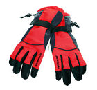 Mens Ladies Snow Gloves Warm Winter Waterproof Fleece Lined Ski Snowboard New