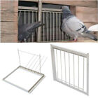 30/40x26cm Wires Bars Frame Racing Pigeon Entrance Fantail Tumbler Bird Supply