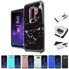 for Samsung Galaxy S9 Plus G965 Dual Layer Rugged Hybrid TPU Case Cover+Prytool