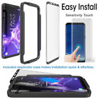 For Samsung Galaxy S9 and S9 Plus 3D Full Cover Tempered Glass Screen Protector