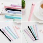 Easy To Use Wagging Cat Gel Pen Black Ink School Office Supply Wholesale