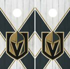 Vegas Golden Knights Cornhole Wrap NHL Vintage Game Skin Set Vinyl Decal CO221 $39.95 USD on eBay