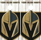 Vegas Golden Knights Cornhole Wrap NHL Game Skin Set Vinyl Decal Decor CO223 $39.95 USD on eBay