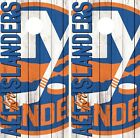 New York Islanders Cornhole Wrap NHL Fans Game Board Skin Set Vinyl Decal CO244 $39.95 USD on eBay