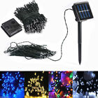 10m Warm/Cool Solar LED String Fairy Lights Summer for Patio Party Wedding Decor