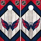 Washington Capitals Cornhole Wrap NHL Game Skin Set Vinyl Decal Art CO269 $39.95 USD on eBay