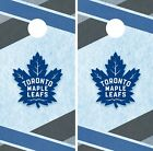 Toronto Maple Leafs Cornhole Wrap NHL Hockey Game Skin Set Vinyl Decal CO319 $59.95 USD on eBay
