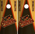 Baltimore Orioles Cornhole Wrap MLB Game Board Skin Set Vinyl Decal CO369 on Ebay