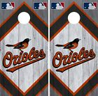Baltimore Orioles Cornhole Wrap MLB Vintage Game Skin Set Vinyl Decal CO371 on Ebay