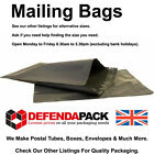 Strong Large Grey Self Seal Plastic Mailing Sacks Postal Posting Postage Bags