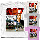 James Bond: Dr. No V6, Terence Young, 1962, T-Shirt (WHITE) All sizes S to 5XL $28.98 AUD on eBay
