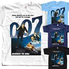 James Bond: Licence to Kill V1, J.Glen, 1989, T-Shirt (WHITE) All sizes S to 5XL $23.54 CAD on eBay