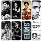 Elvis Presley  Hard Transparent Cover Case for iPhone Samsung Galaxy shel