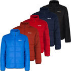 68% OFF Regatta Zyber Full Zip Insulated Water Repellent Mens Sports Jacket