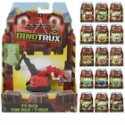 Netflix Dinotrux Collectable Die Cast Vehicles Kids Toys With Moving Tails 3+