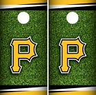 Pittsburgh Pirates Cornhole Wrap MLB Field Game Board Skin Set Vinyl Decal CO516 on Ebay
