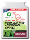 5000MG UK'S STRONGEST SEX Libido Aphrodisiac Pills! Horny Goat Weed Complex 60s