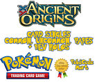 Pokemon XY Ancient Origins Card Selection: Commons, Uncommons, Rares + Rev Holos