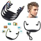 Wireless bluetooth Earphone Universal Stereo Headset Handfree Light Headphone