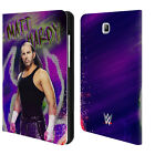 OFFICIAL WWE MATT HARDY LEATHER BOOK WALLET CASE FOR SAMSUNG GALAXY TABLETS