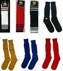 Four Pairs Socks Soccer Sock Footy Football Sports