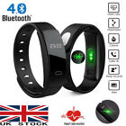 Kyпить UK Blood Pressure Heart Rate Monitor Smart Watch Sports Bracelet Fitness Tracker на еВаy.соm