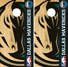 Dallas Mavericks Cornhole Wrap NBA Logo Game Board Skin Set Vinyl Decal CO589 on eBay