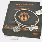 Authentic Alex and Ani Godspeed (ii) Rafaelian Silver Charm Bangle