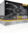 NEVER OPENED Corsair RM450, 450W Fully Modular Power Supply, 80+ Gold Certified
