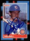 1988 Donruss Signed Cards 1-330 (You Choose) Auto Autographed
