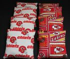 KANSAS CITY CHIEFS Cornhole Bean Bags 8 ACA Regulation Bags Top Quality Handmade on eBay