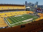 (2) PITTSBURG STEELER VS CAROLINA PANTHERS PRE-SEASON TICKETS THURDAY 08/30/2018 <br/> SECTION 529 UPPER LEVEL UNDER COVER