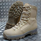 Genuine British Army Issue Meindl Desert Fox Assault / Patrol Combat Boots NEW